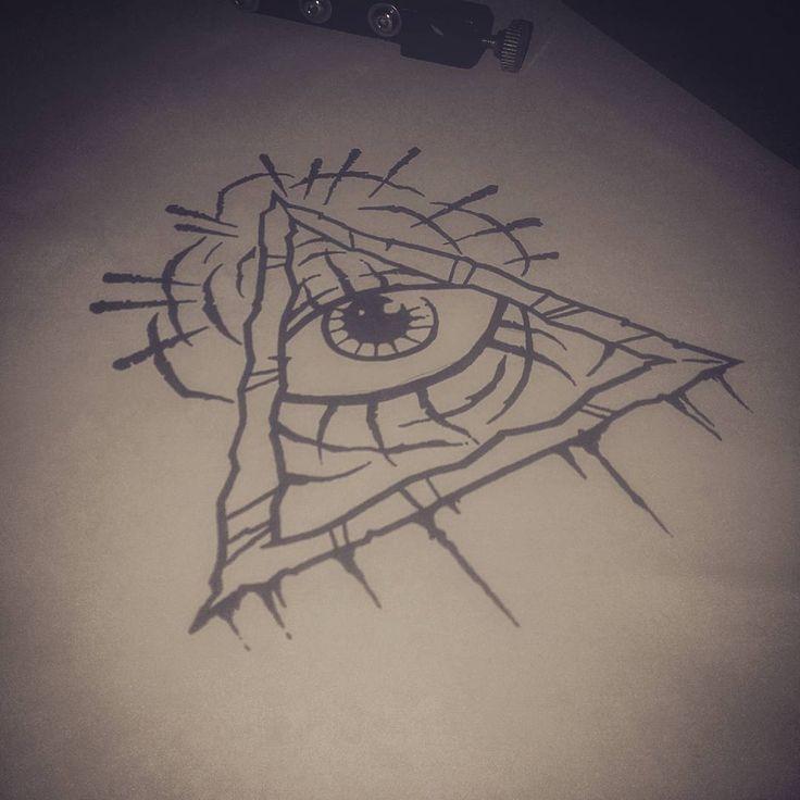 52 отметок «Нравится», 3 комментариев — AKUMA SENPAI (@akumasenpaiofficial) в Instagram: «#art #tattoo #эскиз #око #тату #арт»