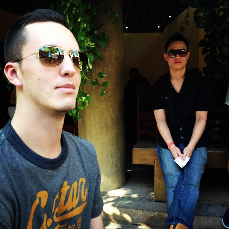 Jesse & Jeff #shades
