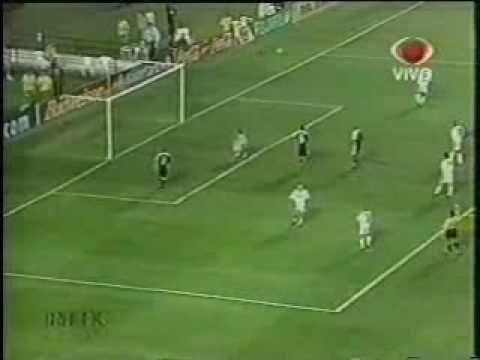 Corinthians x Real Madrid Mundial de clubes 2000