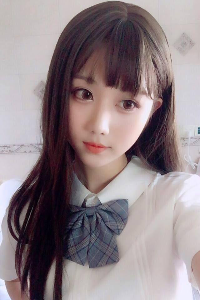 Asian teen cute japanese girl