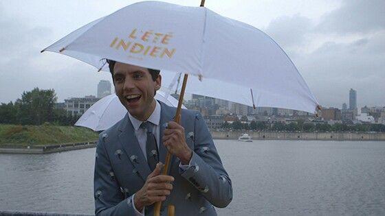 Mika - L'ete Indien