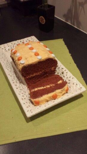 Choc Orange cake  Using YIAH Choc orange powder and OMG Balsamic Vinegar.