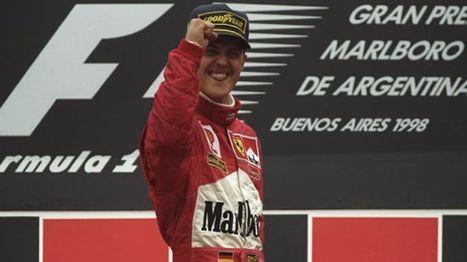 Desde 'El hombre de hielo' a 'El Gorila de Monza', los mejores apodos en la historia de la F1  #F1 #Formula1