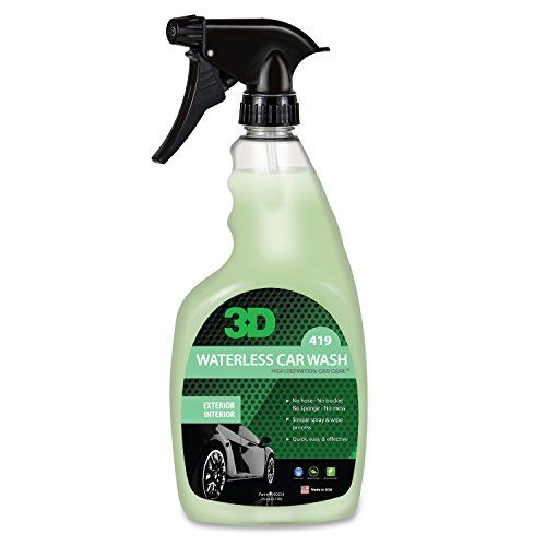 Waterless Car Wash 24 oz - http://www.caraccessoriesonlinemarket.com/waterless-car-wash-24-oz/  #Wash, #Waterless #Car-Care, #Exterior-Care