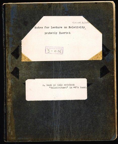 Look atAlbert Einstein hand written notes on his Theory of General Relativity in Zurich:  Beautiful.
