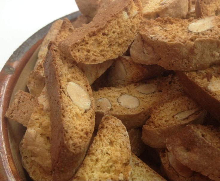 Rezept Besonders gute Cantucci von Oma Lissy - Rezept der Kategorie Backen süß