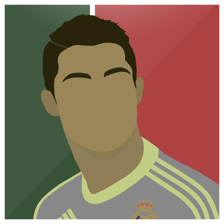 Ronaldo   #Cristiano #Ronaldo #RealMadrid #Espana #LaLiga #UCL #Spain #CR7 #MUFC #ManUtd #HalaMadrid #LosBlancos #Real #Madrid #Football #England #Sport #Design #Futbol #Illustrator #Photoshop #Vector #UCL