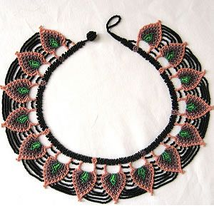 The magnificent work of the women from the La Mega Cooperativa de Saraguro, Ecuador. Woven beads inspired by tradition and innovative designs inspired by nature.