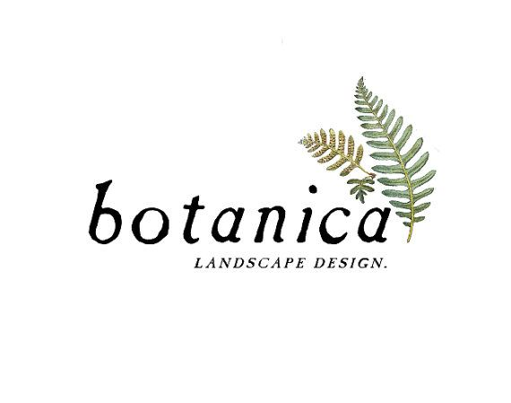 Botanical Logo, Tropical logo, Business Logo, Wedding Logo, Modern Logo, Florist Logo, Photography Logo