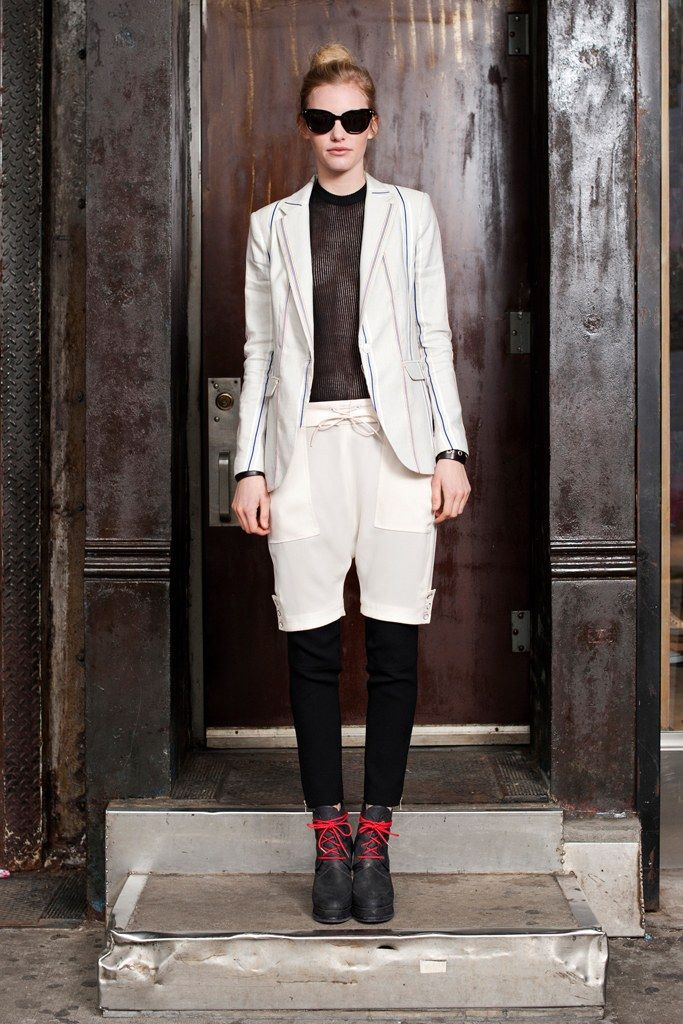 Rag  amp  Bone Pre Fall 2012 Collection Photos   Vogue