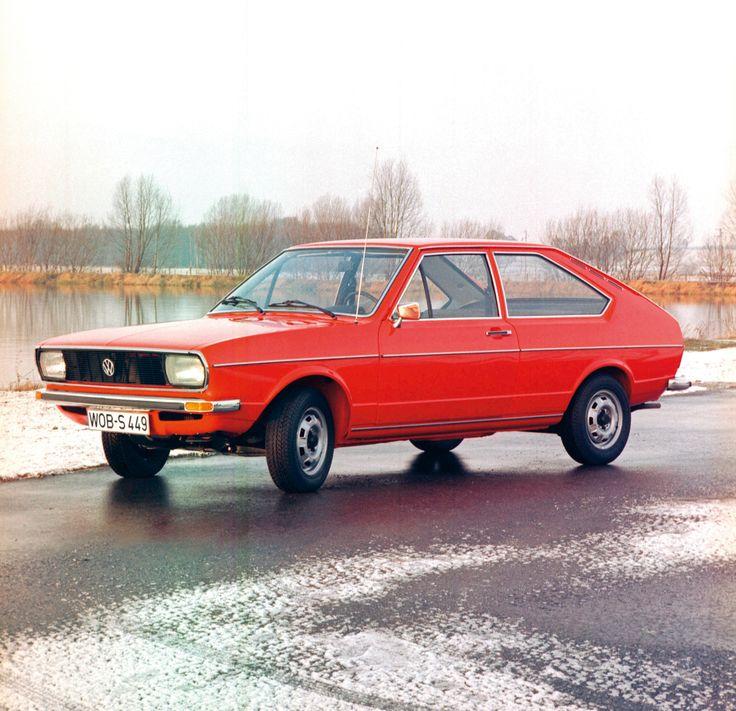 Volkswagen Passat LS - 1973