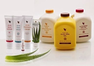 Aloe for your Life - 15% Discount