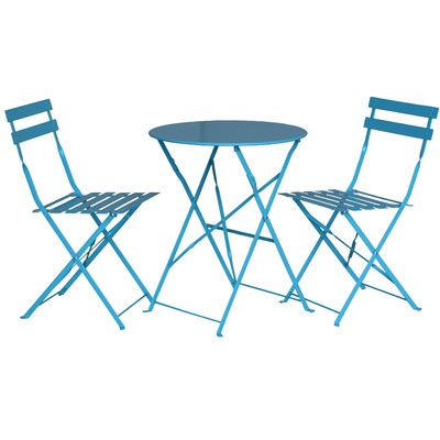 padstow folding bistro set in burnt orange next day delivery padstow folding bistro set in burnt orange from worldstores everything for the home - Garden Furniture Next Day Delivery