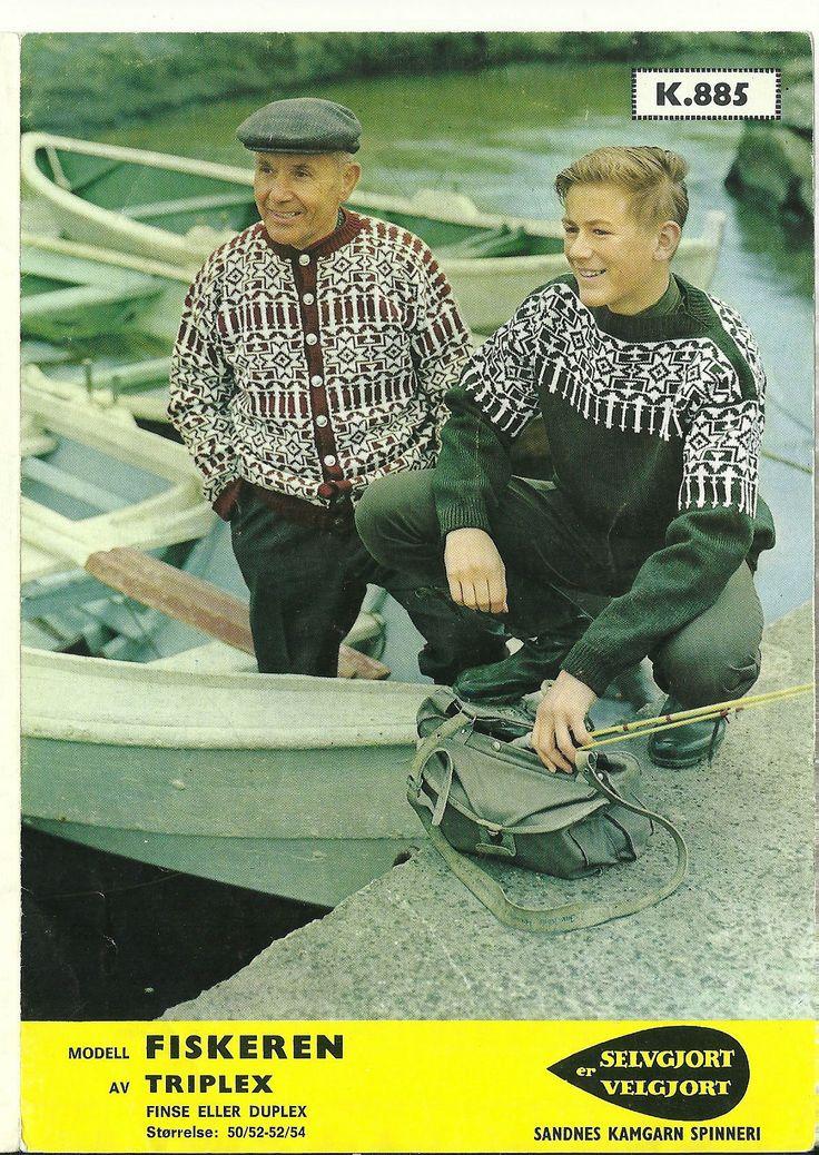Fiskeren k 885