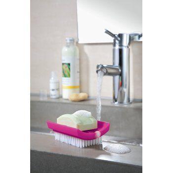 koziol daily soap in het roze