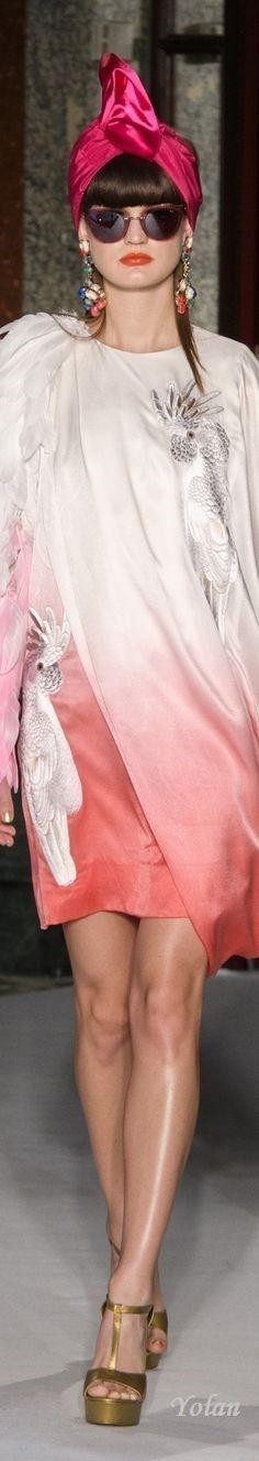 Yumi Katsura Spring 2017 Couture