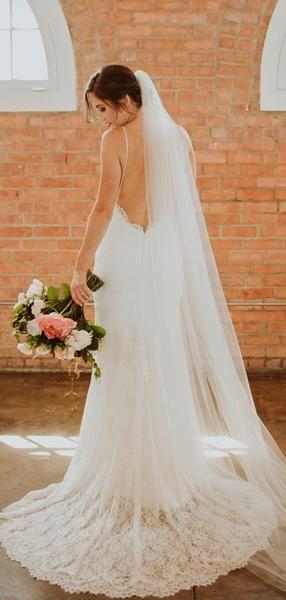 Sweetheart Long Mermaid Lace Wedding Dresses, WD0296 Sweetheart Long Mermaid Lace Wedding Dresses, WD0296