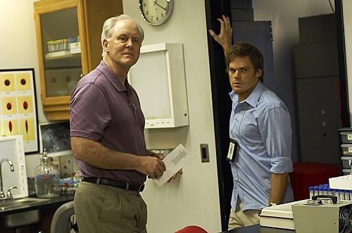 Dexter!  Omg, how amazing was the Trinity season?!