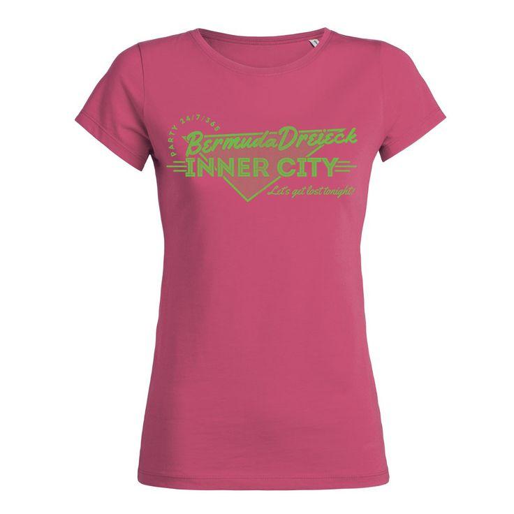 c o n t r a d a   Wien   Innere Stadt   Bermuda Dreieck   T-Shirt