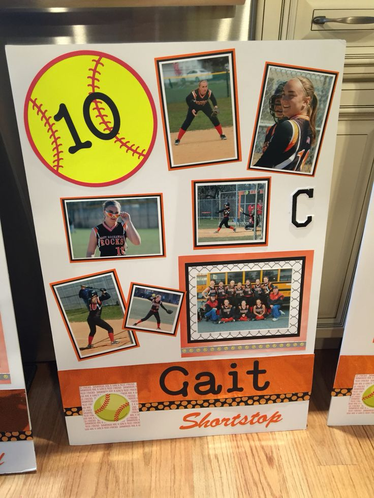 Senior Night Quotes For Softball: 17 Best Ideas About Senior Gifts On Pinterest