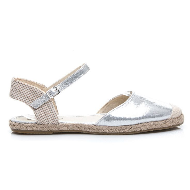 Sandały Espadryle