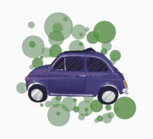 Purple Fiat by annewinkler1