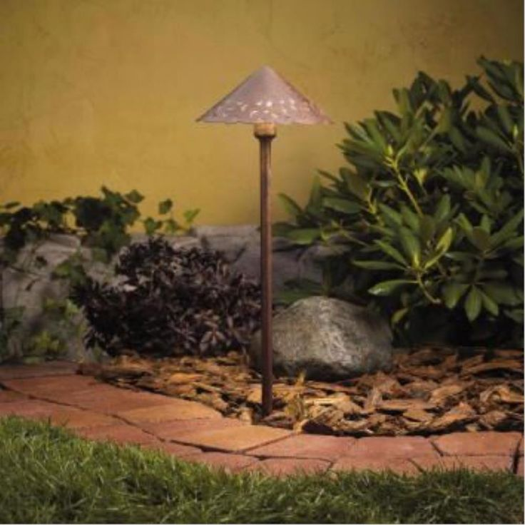 Kichler, One Light Outdoor Path Light