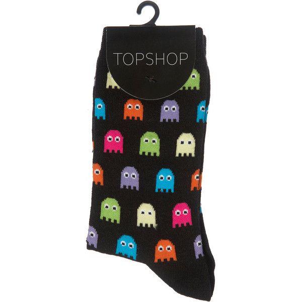 Monsters Ankle Socks (€5,63) ❤ liked on Polyvore featuring intimates, hosiery, socks, accessories, shoes, medias, women, short socks, tennis socks and ankle socks