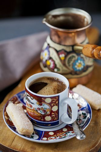 Best Turkish coffee recipe at http://www.turkishstylegroundcoffee.com/turkish-coffee-recipe/ #turkishcoffee # turkishcoffeerecipe