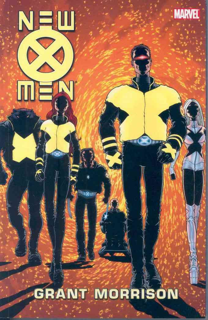 Marvel New X-Men Ultimate Collection Book 1