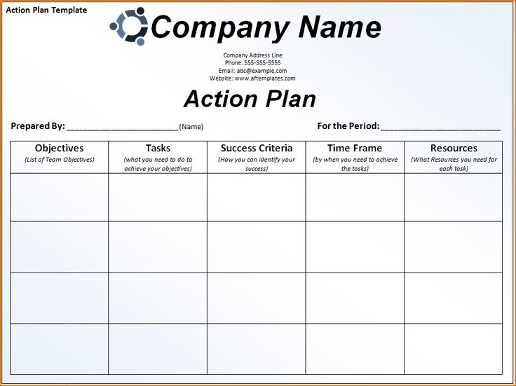 Business Action Plan Template Day Plan Work Boosters Pinterest Goal - sample smart action plan