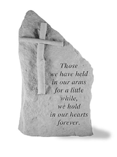 """""""Those we have held...w/ Cross #memorials #miscarriageinfantloss #sympathygifts #memorialgifts #condolencegifts #expressingsympathy #grief http://www.thecomfortcompany.net/"""