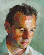 Click to enlarge 'Paul Wright Portrait of Ian. Selected for BP Portrait Awards Exhibition 2006' by Archive Paul Wright