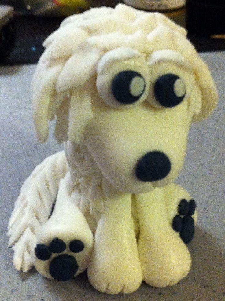 Pyrenean mountain dog
