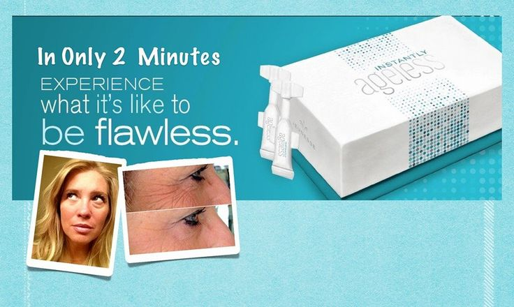Instantly Ageless™ is a powerful anti-wrinkle microcream that works quickly and effectively to diminish the visible signs of aging.