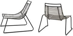 Ebi Lounge Chairs $259 Modern Outdoor Tables & Chairs - BoConcept Furniture Sydney Australia