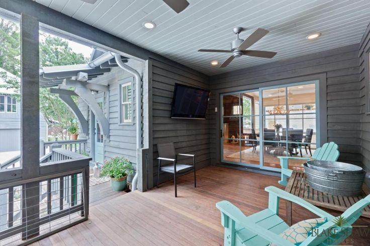 Rustic Atlanta Farmhouse | Blake Shaw Homes | Atlanta, Athens, Custom Homes and Remodeling