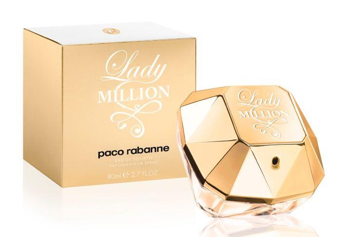 Lady Million Eau de Toilette Paco Rabanne for women Pictures