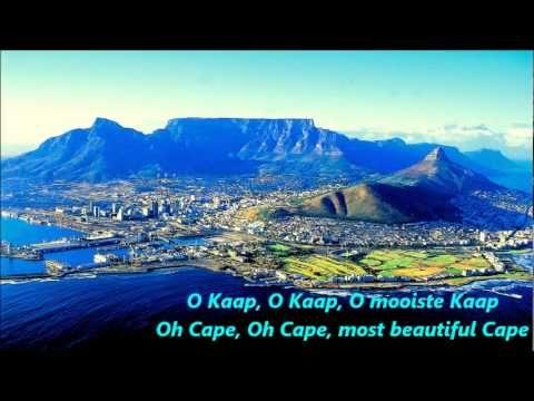 Anton Goosen - Waterblommetjies (Water Flowers, subtitled) - YouTube