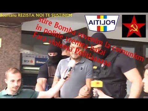 M.A.I nu face legea Boureanu primeste lovitura criminala politistu scapa