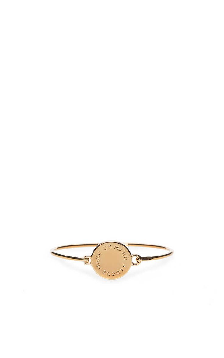Armband Big Logo Hinge GOLD - Marc by Marc Jacobs - Designers - Raglady