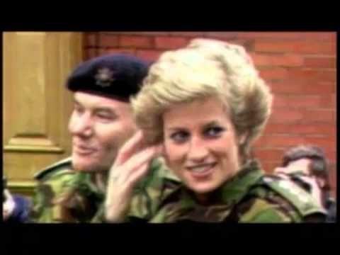 Funny Princess Diana (Diana's Hair was so beautiful --She was beautiful full stop.