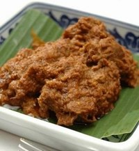 The famous delicious Meat Rendang is derived from the Minang
