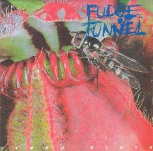 Fudge Tunnel, Creep Diets****: I have no idea what dude is singing about, but in this case, I don't think it matters all that much. It simply steamrolls towards the listener in wave upon wave of sonic juggernaut that threatens to pull you under its big, oppressing, wheel of doom. Sometimes mistaken for grunge, this is early sludge at its finest and sharpest and most demanding. Very cool indeed. 9/27/15