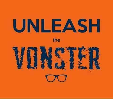 Unleash the Vonster !