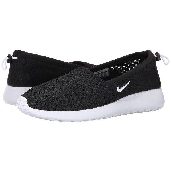 Nike Wmns Roshe Une Barbotine (noir / Blanc) Tortue