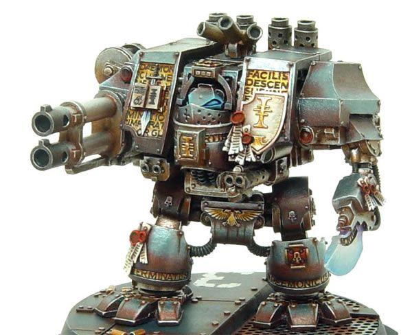 Grey Knights Dreadnought