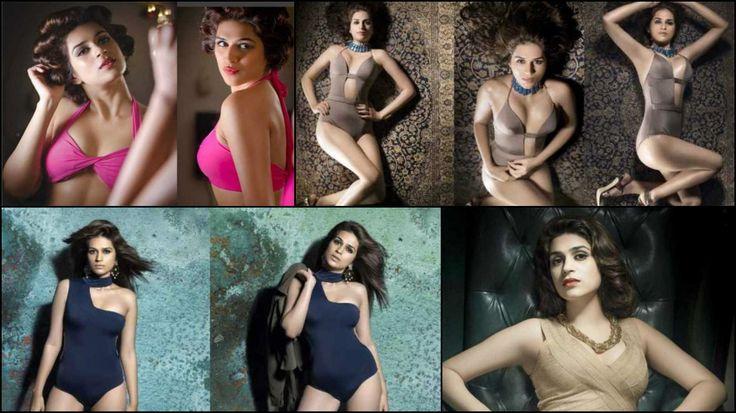 Bold And Beautiful Photoshoot Of Bollywood Actress Shraddha Das –
