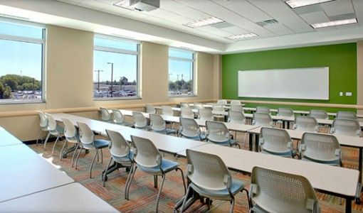 Modern University Classroom Design : Beautiful and modern classroom furniture ideas interior