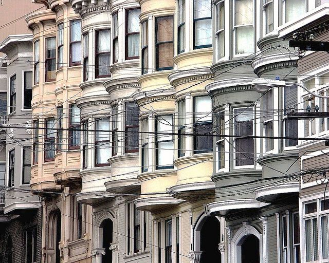 Lovely Russian Hill, San Francisco